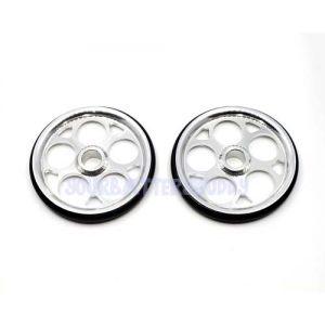 JH Circles - Aluminum 2