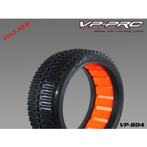VP-PRO TURBO TRAX 2.0 EVO 1/8 BUGGY TIRES W/INSERTS (2)