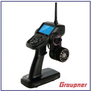 Graupner - X-8N 4 Channel 2.4GHz HoTT Transmitter
