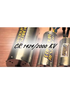 CORDOVA RESEARCH - 1.6 X 2.5 INCH - 2000kv - 1/10 SCALE MOTOR